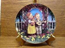 "M.J. Hummel Plate - Little Champions Collection - ""Little Musicians"""
