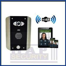 3 G/WIFI PORTA AES porta Entry System con pannello CINEPRESA & phone streaming-WIFI-AB