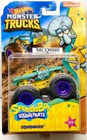 2020 HOT WHEELS MONSTER TRUCKS SPONGEBOB SQUAREPANTS SQUIDWARD