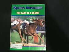Sports Illustrated - May 12, 1980 Kentucky Derby The Lady is a Champ