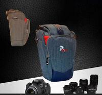 Universal Professional Toploader Camera Bag Case For Canon Nikon Sony Samsung