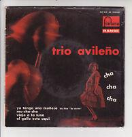 TRIO AVILENO Vinyl 45T 7 EP YO TENGO UNA MUNECA Ptite Poupée Film LA VERITE RARE