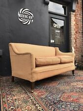 More details for 19th century two seater sofa in the manner of howard & sons antique