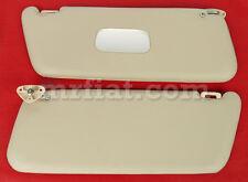 Mercedes W114 230 250 280 W115 200 220 230 240 300 Beige Sunvisor Set New
