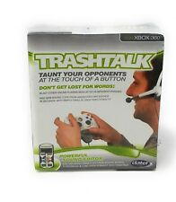 XBOX 360 - TRASHTALK POWERFUL SOUND EDITOR - DATEL / NEW