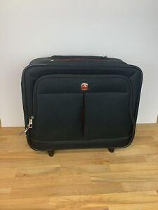 Wenger Swiss Gear Overnight Laptop Suitcase Bag on Wheels Grade B