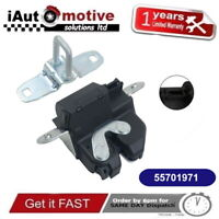 Tailgate Lock Boot Lid Catch Actuator 55701971 For Fiat 500 Vauxhall Corsa D