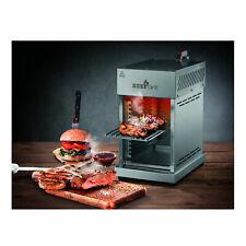 GOURMETmaxx 2523 Gas-Oberhitzegrill 800° Beef Maker Edelstahl BBQ Steakgriller