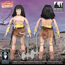 "2014 FIGURES TOY COMPANY ROBERT E. HOWARD'S CONAN THE BARBARIAN 8"" FIGURE MOC"