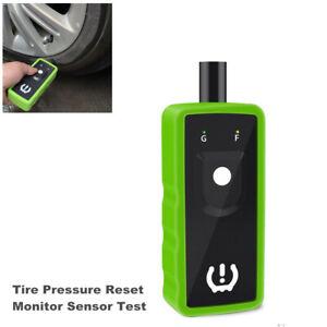 Car SUV Vehicle TPMS Tire Pressure Reset Monitor Sensor Test Scanner Repair Tool