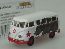 Brekina VW T1 CALIFORNIA REPUBLIC, Mindersamba - 31838 - 1:87