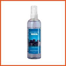6 x SECRET BODY FRAGRANCE BODY SPLASH 236ml WILD NIGHTS | Body Spray Fragrant