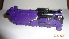 genuine G1 Decepticon triple changer Astrotrain transformer, from 1985