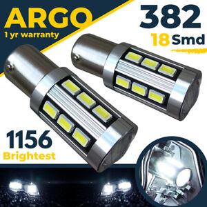 Fits VW Transporter DRL Bulbs T6 T5 Led White Daytime Running Light Headlight