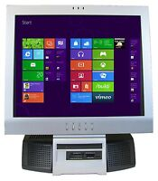 """PC  LCDPC desktop all in one 19"""", intel G3260  3,3ghz, 4Gb RAM, 500Hd"""