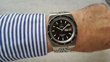 OMEGA Seamaster Cosmic 2000 Diver AUTOMATIC Day/Date Vintage '70