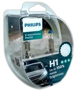 H1 PHILIPS X-treme Vision Pro150 2st 12258XVP-S2