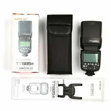 DE Godox TT685F 2.4G TTL Blitz Blitzgerät für Fujifilm Kamera