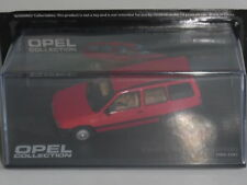 "OPEL COLLECTION ""OPEL KADETT E CARAVAN IN RED 1984-1991.mag part works.MAG HH105"