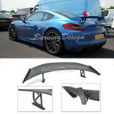 Boxster & Cayman GT4 Style ABS Rear Trunk Wing Spoiler Lip 981 For 13-16 Porsche