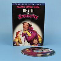 Death To Smoochy DVD - Robin Williams - Edward Norton - Bilingual - GUARANTEED