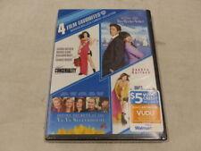 4 FILM FAVORITES: SANDRA BULLOCK COMEDY COLLECTION DVD NEW