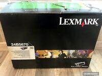 Original LEXMARK 24B5870 TONER für TS654 / TS656 ca. 30000 Seiten, NEUW., LESEN