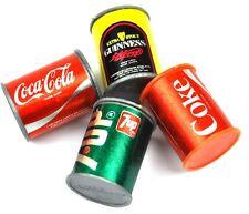 Set 4 Spitzer USA Anspitzer Dosen Form Coca-Cola Coke + 7Up + Guinness Bier