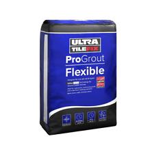 UltraTileFix ProGrout Flexible 10KG Grey