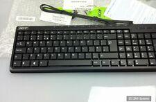 Acer Tastatur Keyboard ( UK/ US Layout, QWERTY) KB.KUS03.240 für Aspire, Veriton