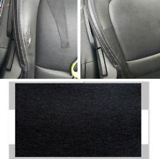 Black PU Repair Patch Self Adhesive 25x15cm for Car Seat Chair Sofa Furniture