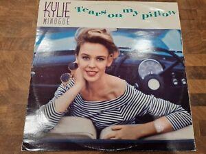 "Kylie Minogue Tears On My Pillow 12"" Vinyl"