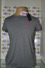 Under Armour Womens POWER IN PINK Breast Cancer Tech T-Shirt 1300974 090 Gray