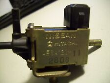1994-96 Nissan Altima/Quest/ Infiniti  VSV Vacuum Switch Valve OEM # AESA123-11