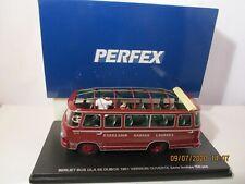 PERFEX Ref.326 1/43 BERLIET BUS GLA 5S DUBOS 1951 VERSION OUVERTE LOURDES