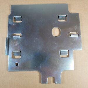 Sega CD Metal Plate Mounting Bracket Genesis RF Heat Shield No Screw