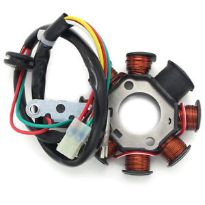 Magneto Generator Stator Coil for Husqvarna TE250 TC250 TX125 TE150 TE300