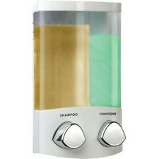Better Living Products Euro Duo Shower Dispenser, Chrome