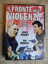 Il fronte della violenza - James Cagney, Don Murray e Dana Wynter - DVD