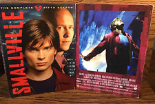Smallville The Complete Fifth Season 5 (DVD 6-Disc Set) Superman Tom Welling
