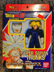 Dragon Ball Z Super Saiyan Trunks Super Battle Collection Volume 12 Bandai 1994