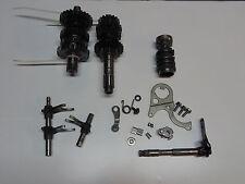 1988 88 87 89 Honda Cr250 Cr 250 Transmission Main Counter Shaft Gears Forks