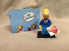 Lego Simpsons Series 2 Minifigure Homer Simpson New Loose 71009