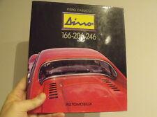 Ferrari Dino 166 - 206 -  246  book  Fiat