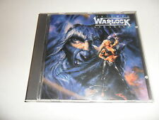 CD  Warlock - Triumph and Agony