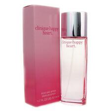 Happy Heart by Clinique Eau de Parfum Spray 1.7oz./ 50ml. Women New