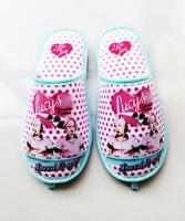 I Love Lucy Chocolate Factory With Polka Dot Slippers One Size Fits Most New