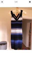 Karen Millen Dress Size 2 Approx 10 Bodycon Worn Once