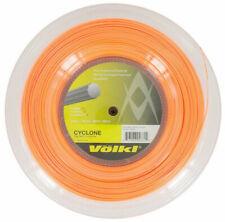 VOLKL CYCLONE TENNIS STRING - 1.30MM 16G - 200M REEL - ORANGE - RRP £120