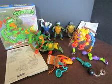 Teenage Mutant Ninja Turtles Cheapskate & Other Action Figures lot S